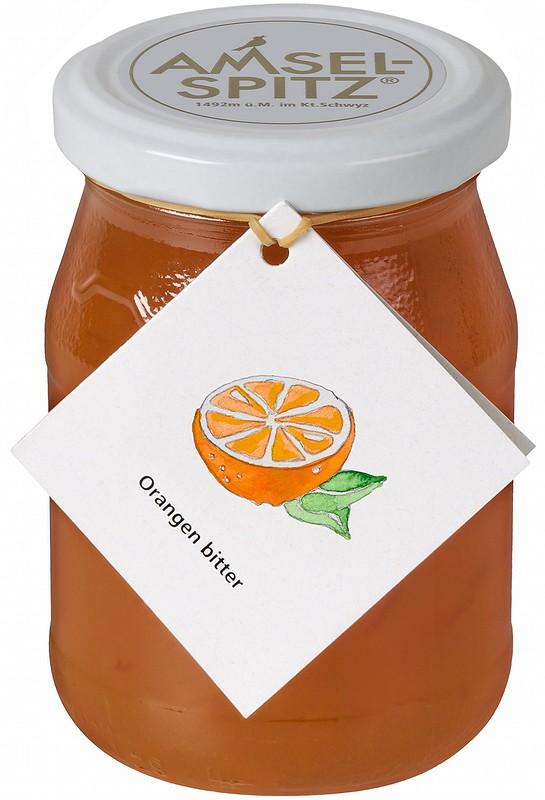 Orangenbitter Konfi