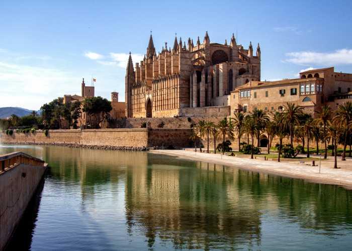 Kathedrale Palma de Mallorca, Spanien