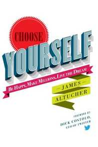Choose Yourself Cover