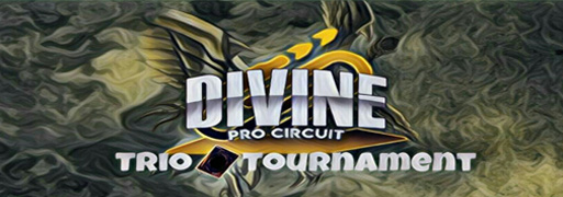 Divine Pro Circuit: Trio Tournament #3 | YuGiOh! Duel Links Meta