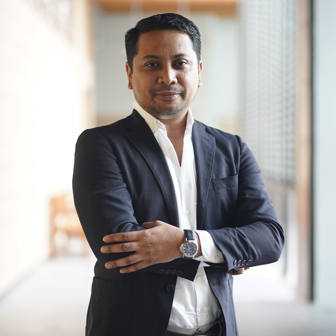 Ibrahim Fergo Junaidi, 34, Business Developer