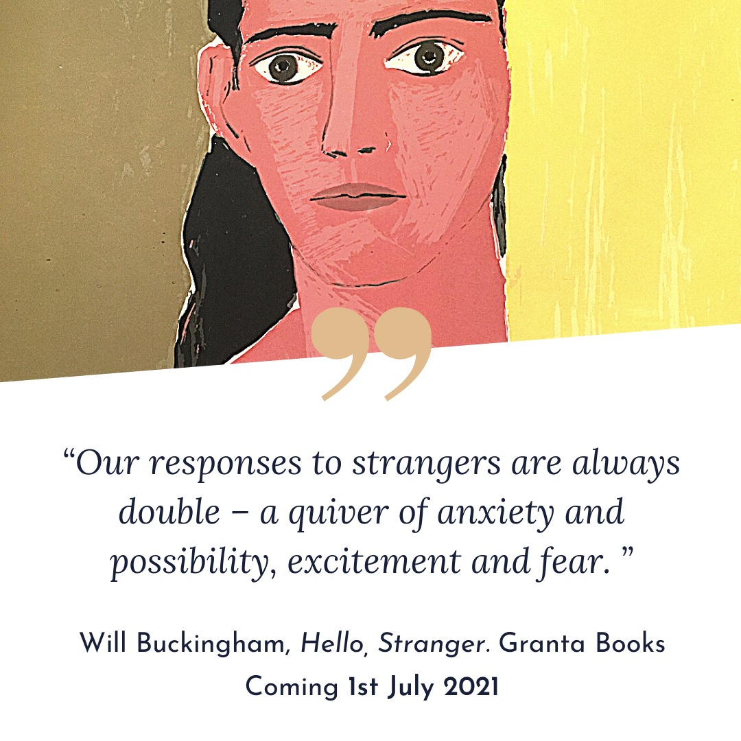 'Hello, Stranger' hits the shops this July