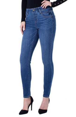 Liverpool Gia Glider Revolutionary Skinny Jean