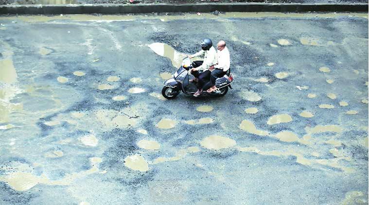 BMC-Potholes