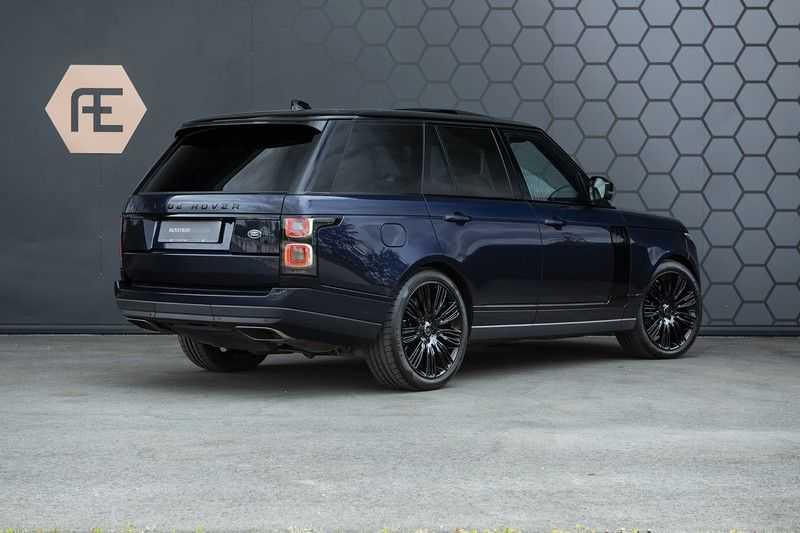 Land Rover Range Rover SDV8 / D340 Autobiography Black Pack, 22'' + Standkachel + BTW +  Elek. trekhaak afbeelding 3