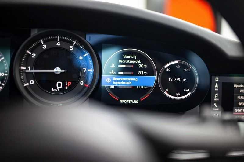 Porsche 911 992 3.0 Carrera S *PASM / Sport Chrono / Sportuitlaat / ACC / Sportstoelen Plus* afbeelding 13