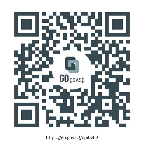 CPIB VHG QR Code