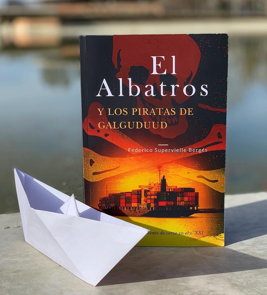 """Imagen de Reseña de """"El Albatros y los piratas de Galguduud"""", de Federico Supervielle Bergés"""