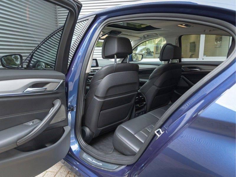 BMW 5 Serie ALPINA B5 Bi-Turbo - Sperre - Sport Brakes - Night Vision afbeelding 19