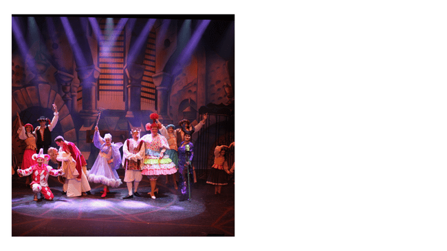 The History (and Future) of Pantomime