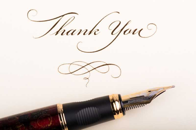 Tips for Writing Thank You Notes After You Interview