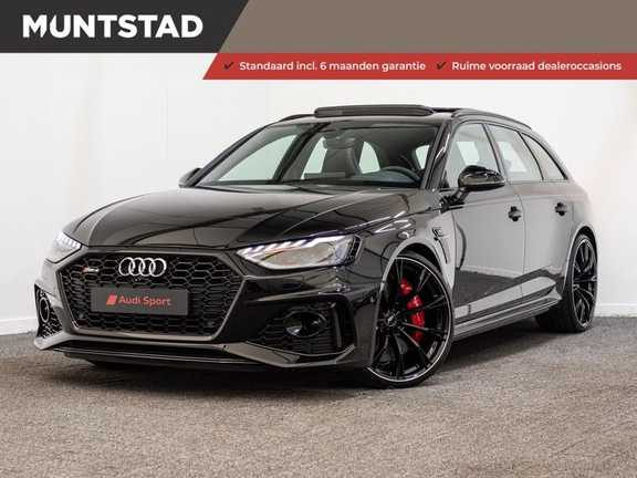 Audi RS4 avant 2.9 TFSI RS4-ABT quattro   530PK   € 179.306,-   Ceramic Brakes   RS-Sportonderstel   Pano.Dak   B&O Sound   Adapt.Cruise   Sportstoelen   DAB