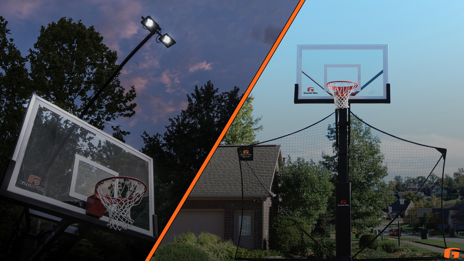 Caring for your Goalrilla Yard Guard and Hoop Light