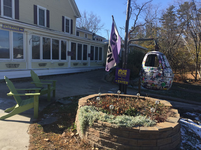 Moat Mountain Smokehouse and Brewing Company in North Conway, NH