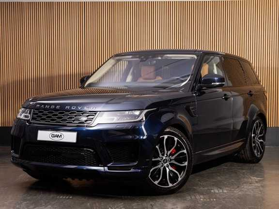 Land Rover Range Rover Sport 2.0 P400e HSE Dynamic