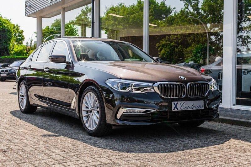 BMW 5 Serie 530d xDrive Luxury Line NW â¬100.000,- afbeelding 3