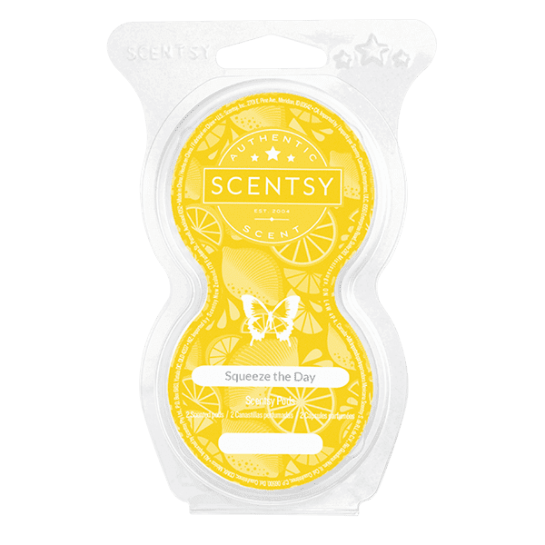 Squeeze the Day Scentsy Pod Twin Pack