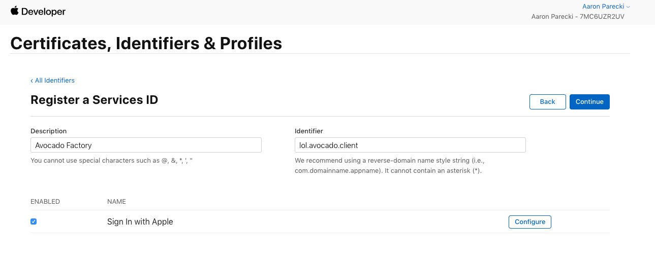 What The Heck Is Sign In With Apple Okta Developer