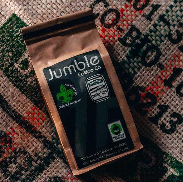 Barrel-Aged Coffee - 12 Ounces