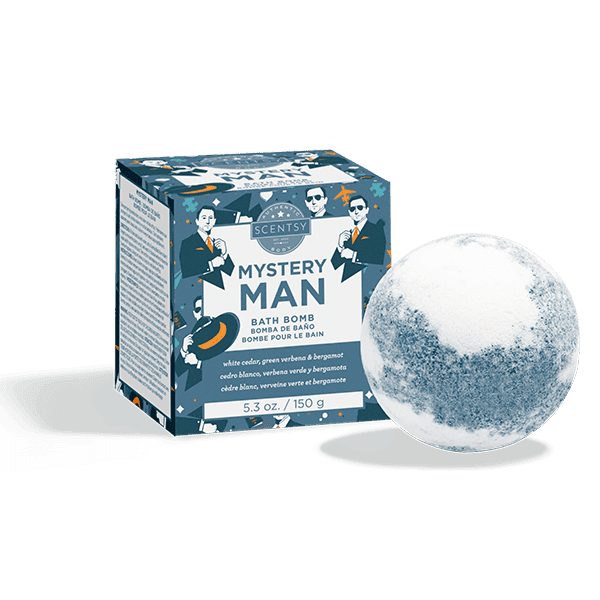 Picture of Mystery Man Bath Bomb