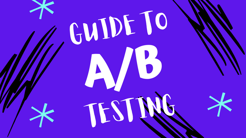 Content update - AB Test Tutoral