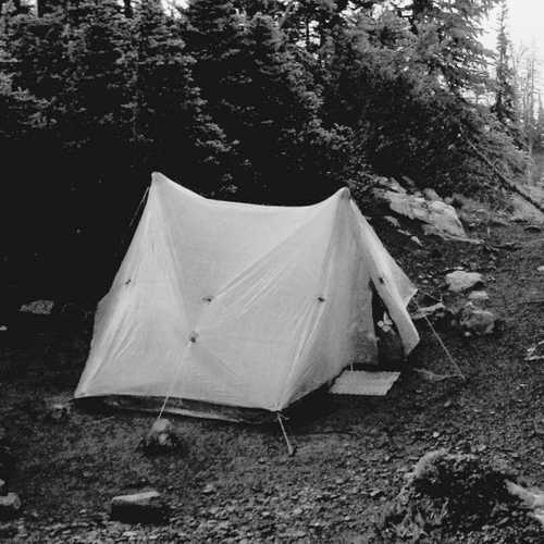 Tents on the PCT