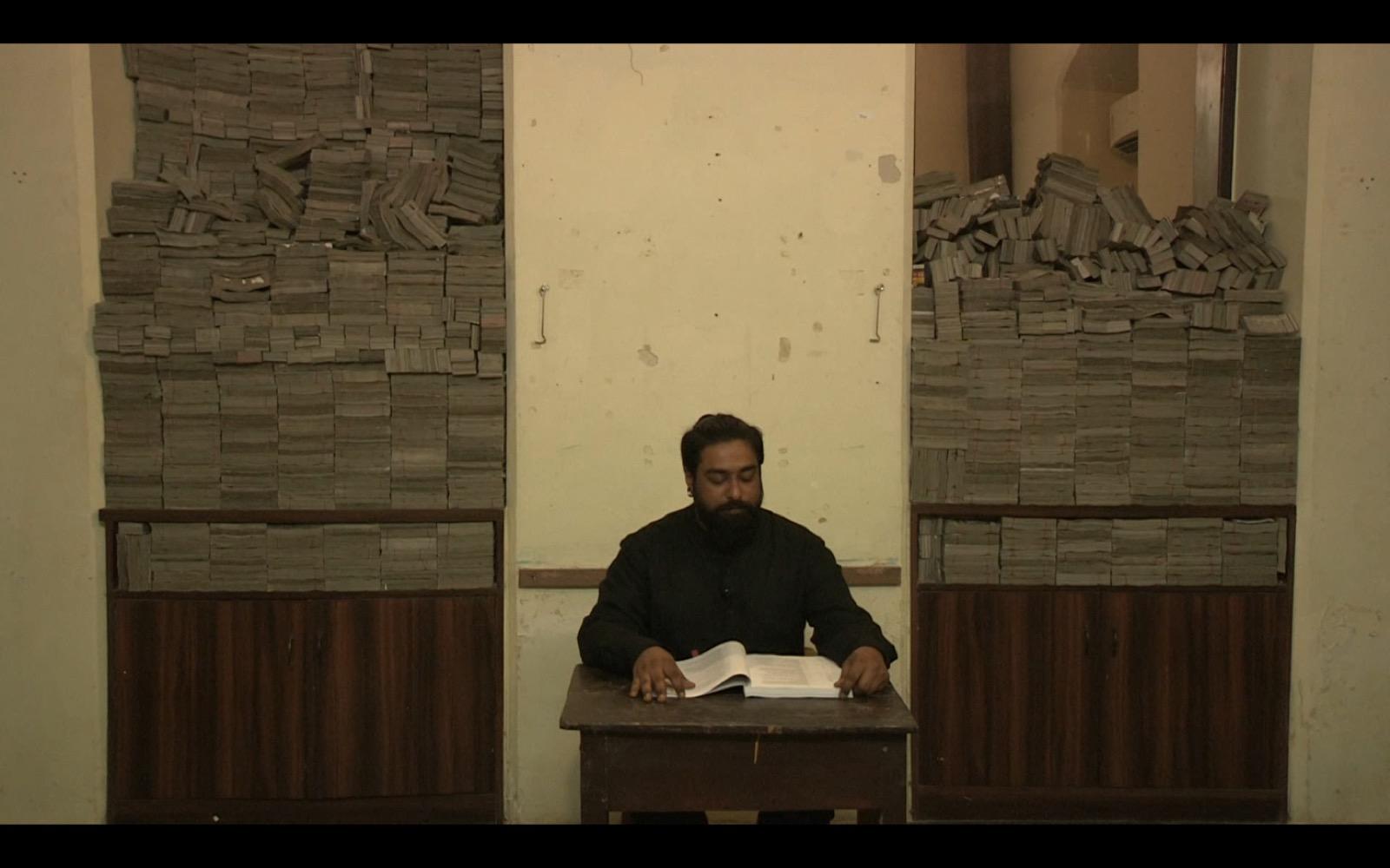 performance view, Clark House Initiative, Mumbai
