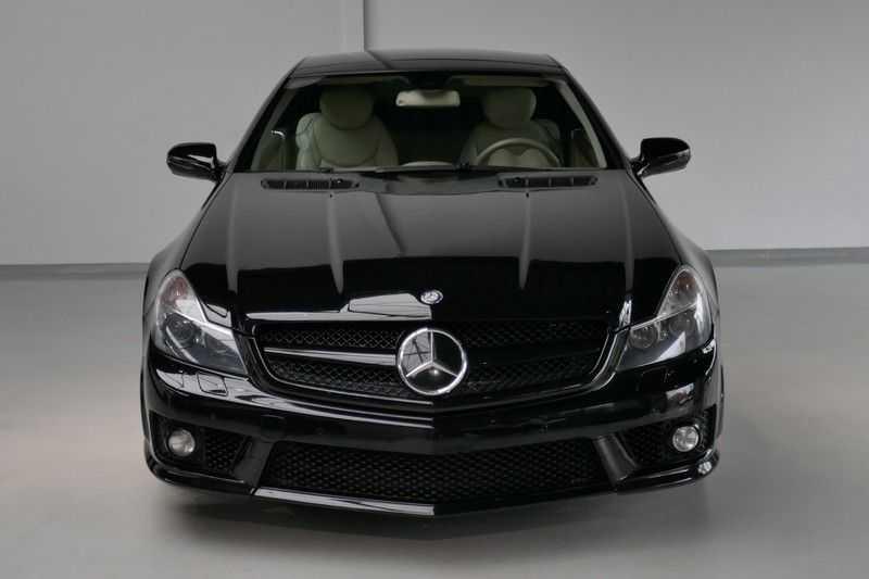 Mercedes-Benz SL-Klasse 600 - 65 ///AMG Black edition afbeelding 8