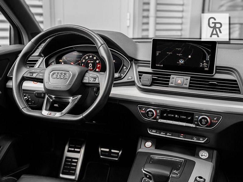 Audi SQ5 Panorama dak B&O Sportstoelen 3.0 TFSI SQ5 quattro Pro Line Plus afbeelding 9