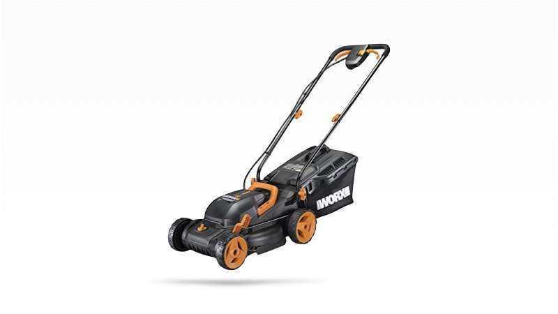 Worx WG779 Cordless Lawn Mower