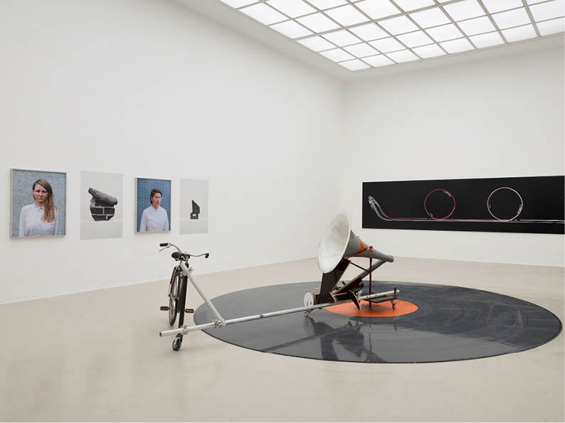 Kunstverein Hannover vom hier und jetzt