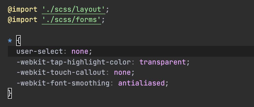 Fixing a weird Bug: Cannot type in Safari's Input Fields
