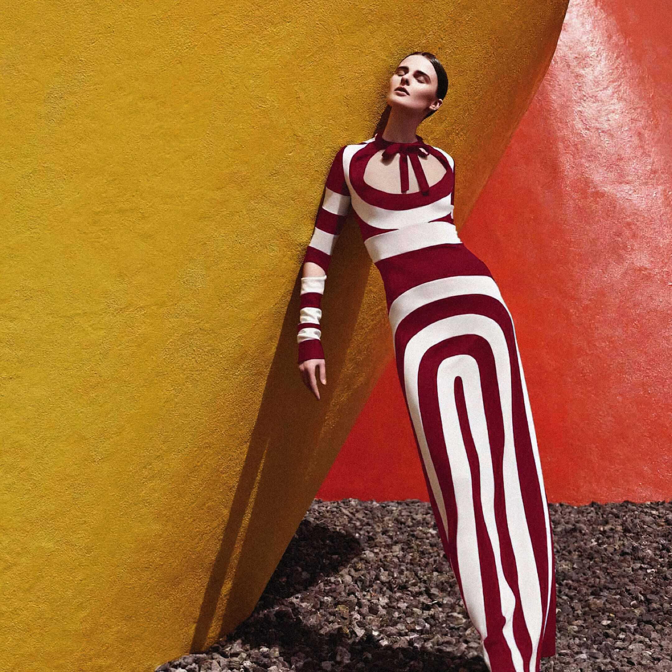 Фото: Vasilisa Pavlova Models / Harper's Bazaar Latin America