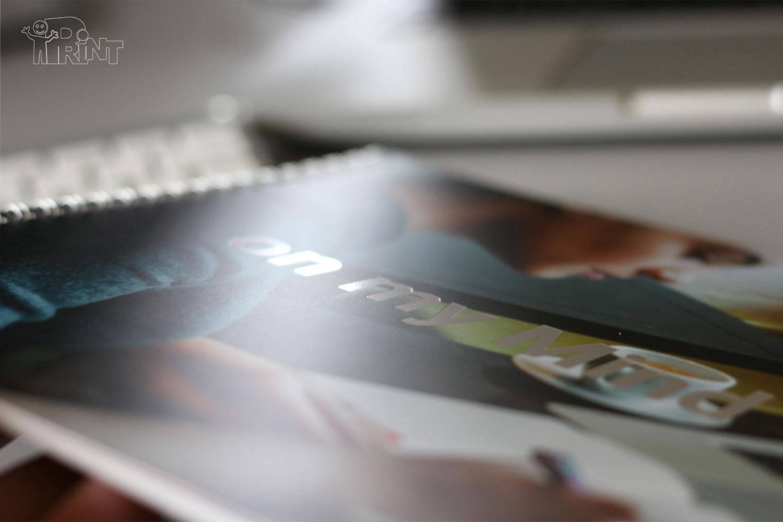 Spirale įrištų katalogų pavyzdžiai