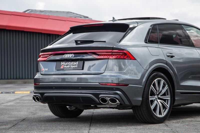 Audi SQ8 4.0 TDI quattro | 435PK | Sportdifferentieel | B&O | Alcantara hemel | Assistentiepakket Tour & City | Vierwielbesturing afbeelding 11
