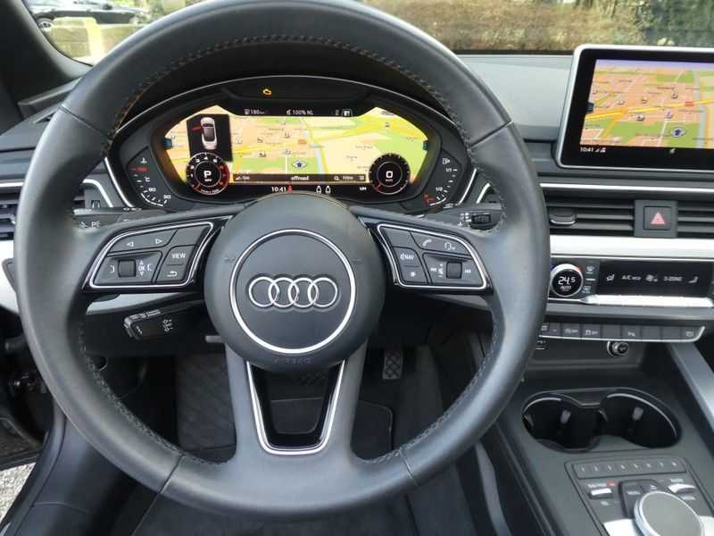 Audi A5 Cabriolet 2.0 TFSI S-Line afbeelding 16