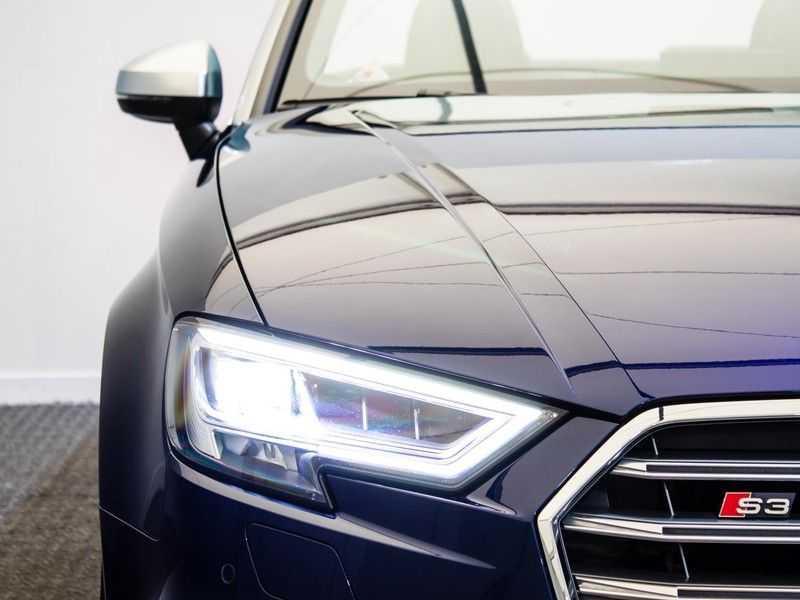Audi A3 Cabriolet 2.0 TFSI S3 quattro Pro Line Plus   B&O Sound   Massagestoelen   LED   Virtual cockpit   Nekverwarming   afbeelding 15