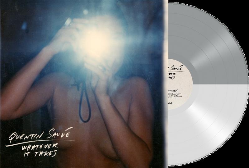 Quentin Sauvé - Whatever it Takes - LP Grey