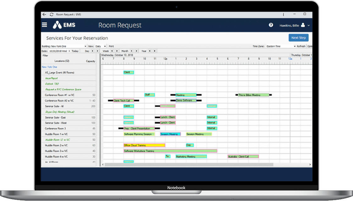 Features - Control More with a Dynamic Scheduling Platform