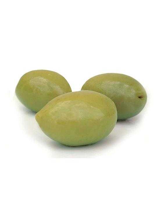 Halkidiki green olives - 250g