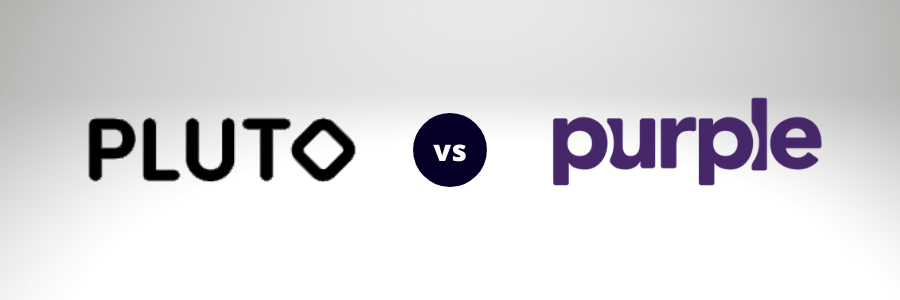 Pluto Pillow vs. Purple Pillow