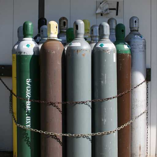 Compressed Gas Storage Safety Compliance Checklist
