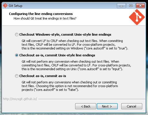 Unix Style