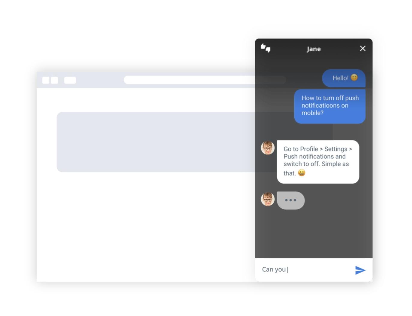 Chat API - Chat.io Widget