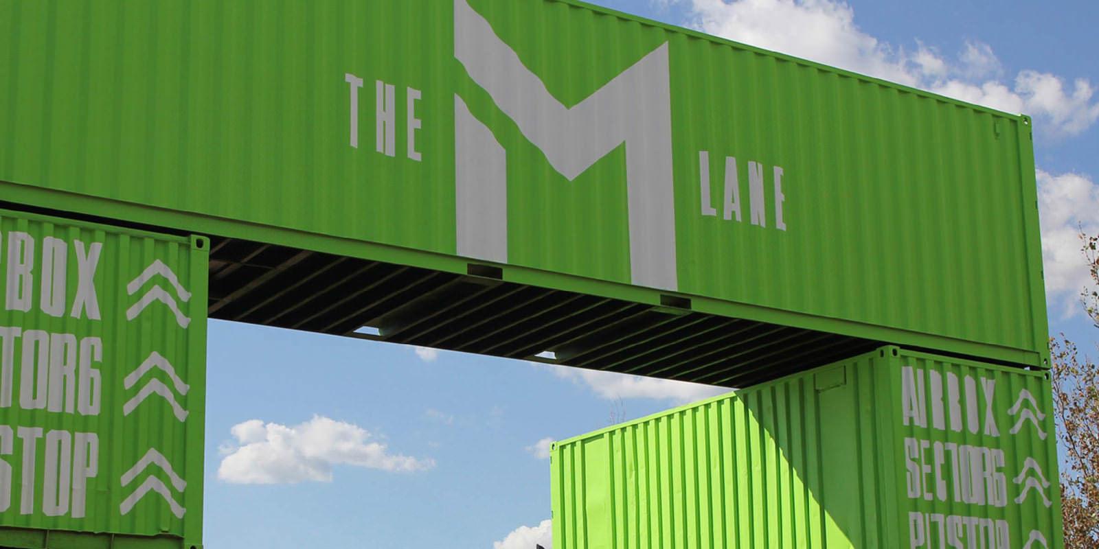 The M-Lane