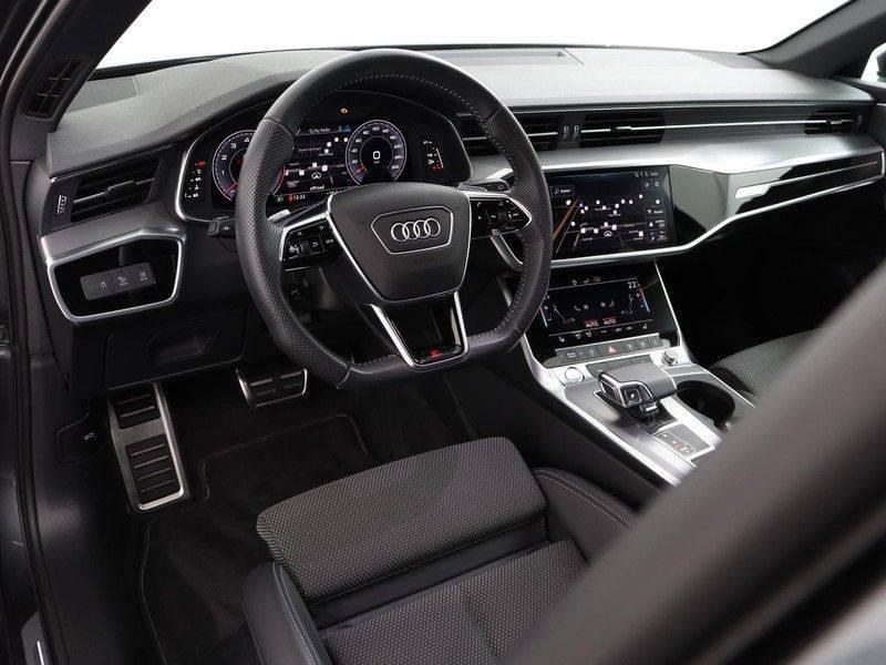 Audi A6 Avant 55 TFSI quattro S-Line   340 PK   Trekhaak   Keyless Entry   Adapt. cruise   Sportonderstel   B&O Sound   LED   afbeelding 2