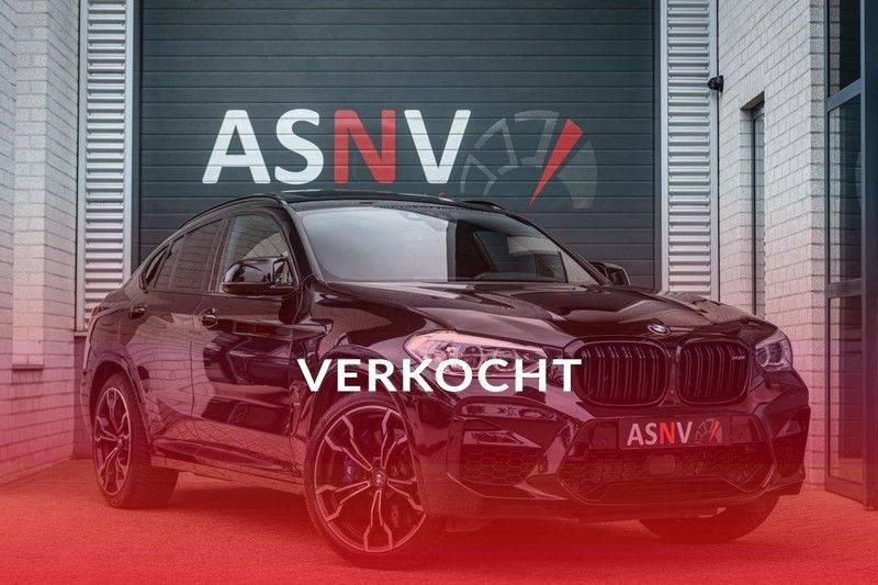 BMW X4 M Competition, 510 PK, Pano/Dak, Drving Assistant Plus, Harman/Kardon, M/Sport Seats, Head/Up, Keyless, 2020, 19DKM!! afbeelding 1