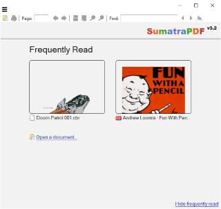 SumatraPDF Reader