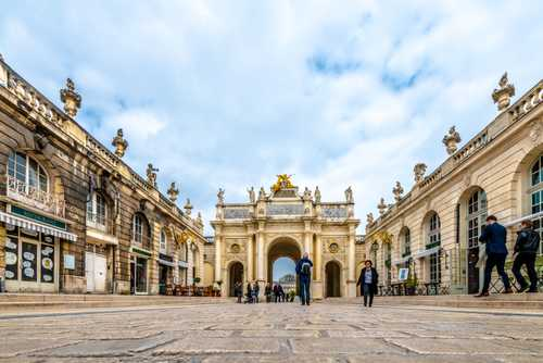 Visitez la ville de Nancy