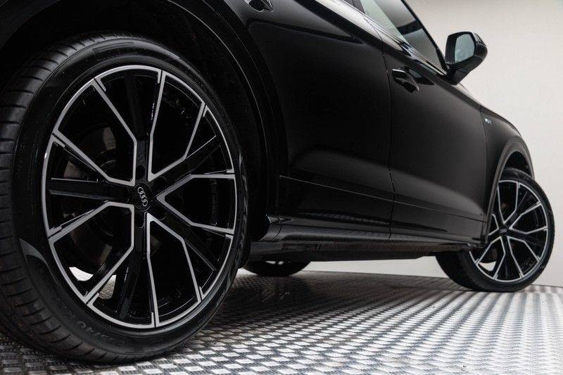 "Audi SQ5 3.0 TFSI 354pk Quattro Black Edition Panoramadak Luchtvering Valconaleder B&O Matrix-Dynamisch Keyless Navi-High ACC DriveSelect  21""Performance Camera Pdc afbeelding 9"